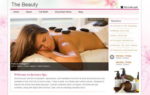 the-beauty-cms-wordpress-theme
