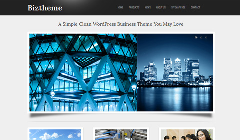 picture of premium wordpress theme coBusiness