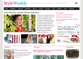 picture of StyleWeekly premium wordpress theme
